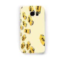 22 Yellow Taxis Samsung Galaxy Case/Skin