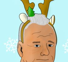 Murray Christmas Sticker