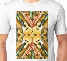 Guitar x 10 Unisex T-Shirt