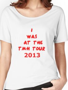 TMH Tour  Women's Relaxed Fit T-Shirt