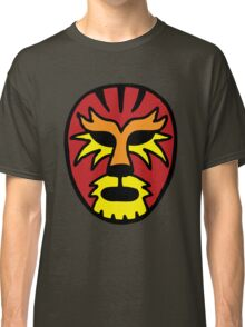 Tiger Wrestling Mask Classic T-Shirt