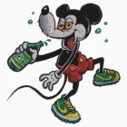 Mickeys mouse by eliwolff