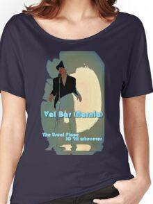 Val Bar (Narnia) flyer Women's Relaxed Fit T-Shirt