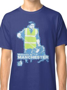 Welcome to Manchester Tevez Classic T-Shirt