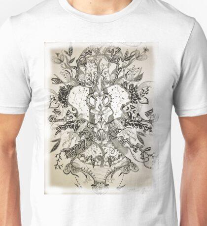 Love Birds Sweet Song Unisex T-Shirt