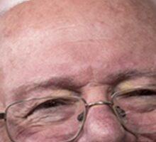 Bernie Claus Sticker