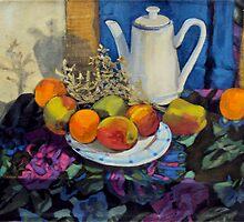 A La Matisse by Jane Saunders