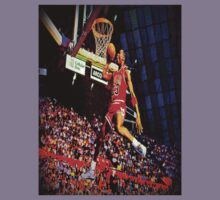 MJ DUNK by ThompyD