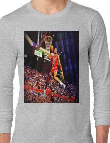 MJ DUNK Long Sleeve T-Shirt