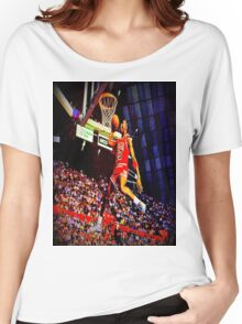 MJ DUNK Women's Relaxed Fit T-Shirt