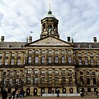 Royal Palace in Amsterdam by Pravine Chester
