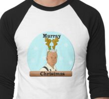 Murray Christmas Men's Baseball ¾ T-Shirt