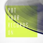 Records [Lime] by GalaxyEyes