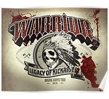 Tribal Warrior Poster