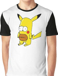 Homerkachu Graphic T-Shirt