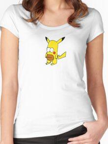 Homerkachu Women's Fitted Scoop T-Shirt