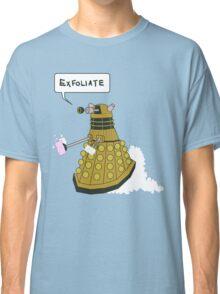 EXFOLIATE Dalek Classic T-Shirt