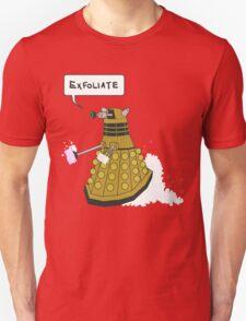 EXFOLIATE Dalek T-Shirt