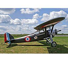 Morane-Saulnier MS.315E-d2 No 354 G-BZNK Photographic Print