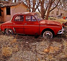Renault Dauphine - House NM by Ralf372