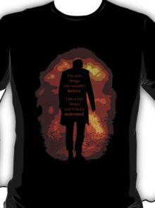 The God Speech T-Shirt
