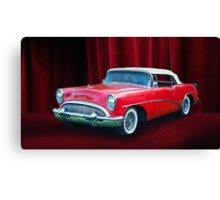 1954 Buick Skylark Convertible Canvas Print