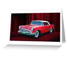 1954 Buick Skylark Convertible Greeting Card