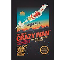 Crazy Ivan Photographic Print