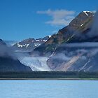 Davidson Glacier, Alaska by Matthew Elliott
