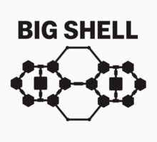 MGS2 - Big Shell (Black) by carnivean