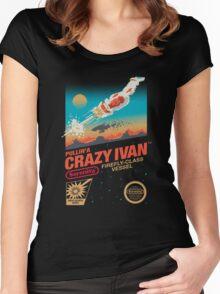 Crazy Ivan Women's Fitted Scoop T-Shirt