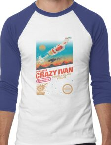 Crazy Ivan Men's Baseball ¾ T-Shirt