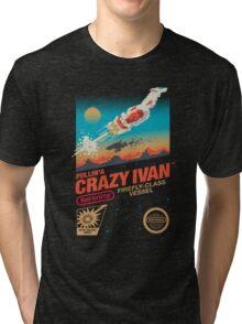 Crazy Ivan Tri-blend T-Shirt