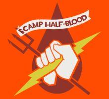 Camp Half-Blood by C-Through