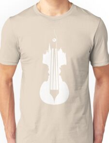 Sherlock's Violin Unisex T-Shirt