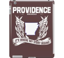PROVIDENCE,ARKANSAS iPad Case/Skin