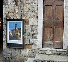 Foto Shop Gimignano Italy by Pontvert