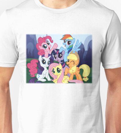 My Little Ponies Unisex T-Shirt