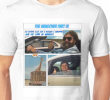The Hangover Part III Unisex T-Shirt