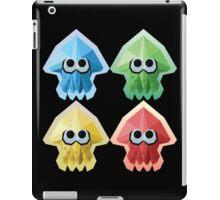 Splatoon Low-Poly Squids iPad Case/Skin