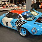 Alpine A110 Group 4 by Willie Jackson