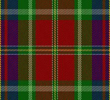 01925 Carr Tartan Fabric Print Iphone Case by Detnecs2013