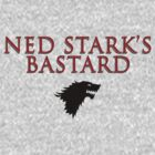 You&#x27;re Ned Stark&#x27;s bastard, aren&#x27;t you? by alxqnn