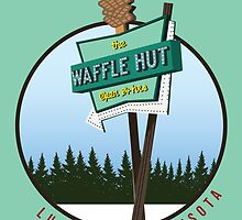 Waffle Hut - Luverne, Minnesota (FARGO) by baridesign