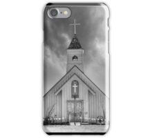 Elvis Chapel iPhone Case/Skin