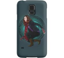 Amy and the Pandorica (Doctor Who) Samsung Galaxy Case/Skin