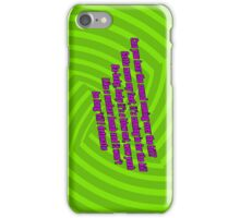 Nuclear Family - Green Day iPod / iPhone Case iPhone Case/Skin