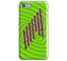 Stay The Night - Green Day iPod / iPhone Case iPhone Case/Skin