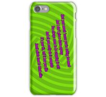 Let Yourself Go - Green Day iPod / iPhone Case iPhone Case/Skin