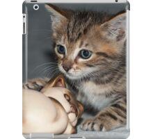...kitty&kitty iPad Case/Skin